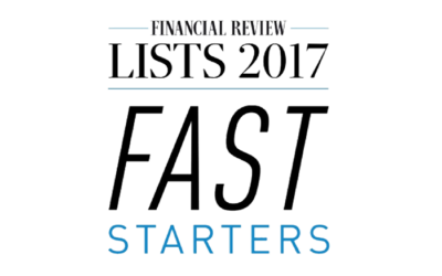 TAP Ranked 23rd in AFR TOP 100 Fast Starters 2017