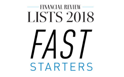 TAP Ranked 19th in AFR TOP 100 Fast Starters 2018